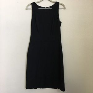 J. Crew wool suit dress US 2